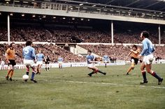 John Richards scores in 1974 League Cup final victory over Manchester City