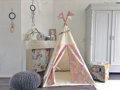Childrens Play Teepee Tent | MIDI | Tipi | Laura Ashley Print