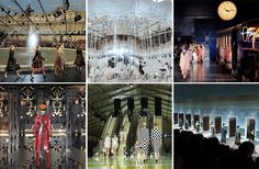 The iconic fashion sets of Louis Vuitton by Marc Jacobs