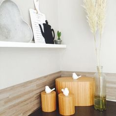 Little birds #home #styling #kitchen #loveit
