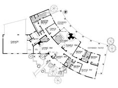 images about fun house plans  ideas on Pinterest   House       images about fun house plans  ideas on Pinterest   House plans  Land    s End and Floor Plans