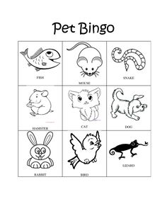 Taking a trip to the pet store so I made this Pet Bingo Game.  Goes with Step 1 for the Pets Badge.