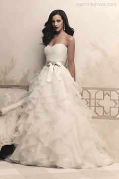 View our elegant Paloma Blanca Wedding Dress and Bridal Gown Collection at our New York Bridal Salons. Wedding Dresses 2014, Wedding Attire, Bridal Dresses, Wedding Gowns, Lace Wedding, Dresses 2016, Mermaid Wedding, Rustic Wedding, Wedding Robe
