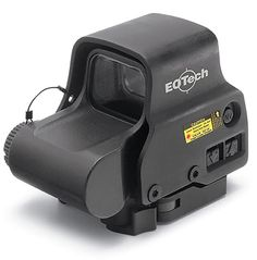 #EOTech EXPS3-4 #HolographicSight .223 #Ballistic #Reticle is battle proven HWS design