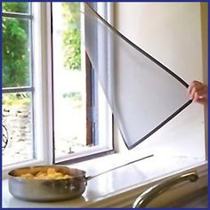 Magnetic Mosquito window screens simply stick to your window thanks to the excellent holding capacity of magnets that attract each other and allow flexibility to open and close windows or magnetic screen doors with ease. No more gaps between magnetic insect nets and window frames for entry of mosquitoes and flies.