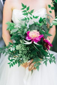 Secret garden bouquet: http://www.stylemepretty.com/texas-weddings/dallas/2014/09/05/vibrant-spanish-inspired-wedding-inspiration/ | Photography: Elisabeth Carol - http://elisabethcarol.com/