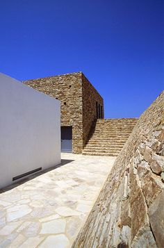 KRATIR by decaARCHITECTURE in Antiparios (Greece)