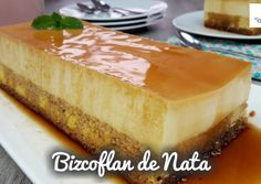 Recipe For 4, Flan, Cheesecake, Desserts, Recipes, Youtube, Chocolate, Sour Cream, Puddings