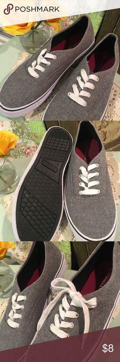 NWOT Airwalk sneakers.  Ladies size 9. Very cute and fun Airwalk sneakers.  Never worn.  I have 2 pairs so I don't need them both!  Ladies size 9. Airwalk Shoes Sneakers