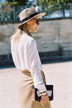 Paris Fashion Week SS 2015