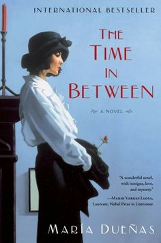 Visit Spirit of Connection Community Board. The Time in Between...just read this wonderful book. Highly recommend. A young woman has a rough beginning, learns sewing from her grandmother, goes on to become a Couture Designer for German and English and Spanish wives of Top Brass during Spanish War.