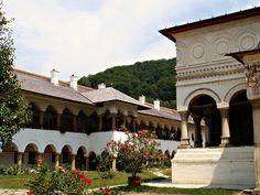Horezu-monastery