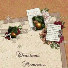 Created with Scrapaneers Winter Magic parts by Amber Shaw and River Rose Designs, Sue Ellen Francis and brock scrip fonts.