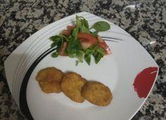 Nuggets de pollo caseros para #Mycook http://www.mycook.es/cocina/receta/nuggets-de-pollo-caseros