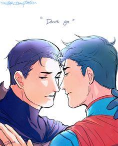 "Read SUPERBAT 33 from the story 🖤 imágenes ""SUPERBAT"" 🖤 by Patyneko (Ana Patricia) with reads. Superman X Batman, Marvel Dc, Marvel Comics, Dc Trinity, Superbat, Batman Family, Clark Kent, Wattpad, Cute Anime Guys"