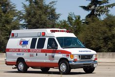 Ambulance in Los Angeles, CA, United States