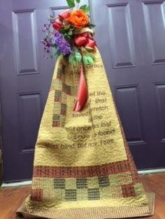 Angel Quilts Are Becoming Very Popular To Send To Funerals