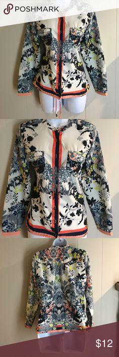 L.O.V floral shirt New Floral button up shirt from L.O.V L.O.V. Tops Blouses
