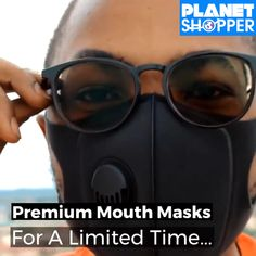 Jack Daniels Decor, Tapas, Respirator Mask, Activated Carbon Filter, Protective Mask, Cool Inventions, Air Pollution, Hygiene, Mouth Mask