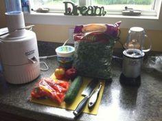 #Gastroparesis Friendly Green Juice/Smoothie. #lwwgp