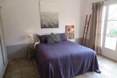 linen bedcover (tailormade)