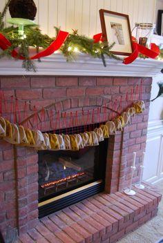 Christmas Advent Calendar DIY