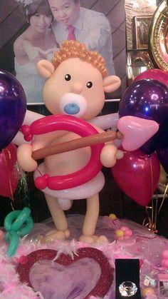 Cupid Twist Balloon