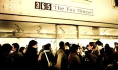 365 THE FOX HOUSE VIENNA - Pop-up store combining gallery, fashion store and DJ-area