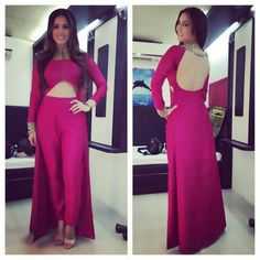 Style Diary: Sunny Leone's hottest looks from Leela promotions Western Dresses, Indian Dresses, Indian Outfits, Western Wear, Trendy Dresses, Fashion Dresses, Girls Dresses, Indian Designer Outfits, Designer Dresses