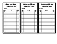 Pin By Ryan Blanck On Library Card Pockets From Library Books