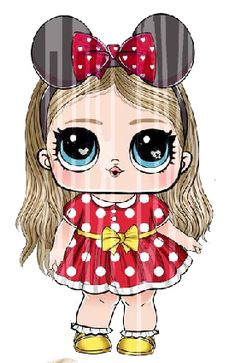 Одноклассники Felt Crafts Dolls, Lol Doll Cake, Snow White Disney, Prom Girl Dresses, Cute Kawaii Drawings, Boutique Hair Bows, Lol Dolls, Craft Activities For Kids, Cute Images