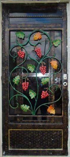 1000 Images About Puertas Rusticas Herreria On Pinterest