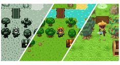 Evoland: jugando la historia de los RPGs