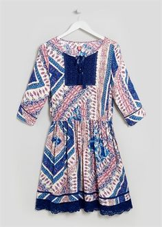 Falmer Printed Dress