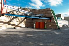 Neue Staatsgalerie / James Stirling
