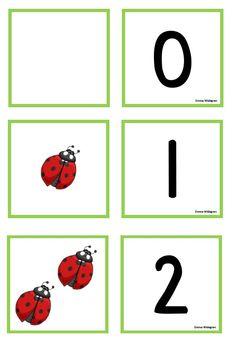 Uppdatering av snöflingememory och nyckelpigememory | Emma 4 Year Olds, Montessori, Worksheets, Preschool, Autism, Memories, Education, Math, Ladybugs