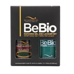 BSG BeBio Matching Gel & Lacquer Set 91 POISON IVY