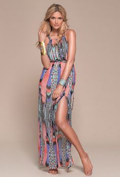 ecb9bc3759037 The Collection  Inca  Cover Up Dress by Lspace 2013