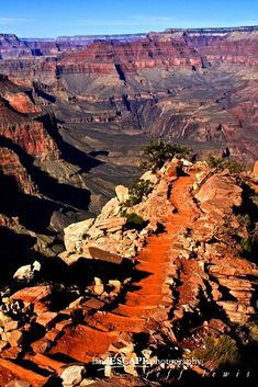 South Kaibab Trail, Grand Canyon - Travel Pinspiration on the blog: 6 incredible hikes!