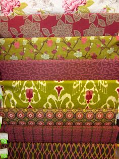 HomeGoods | 10 Pattern And Print Mixing Points. Image: Calico Corners