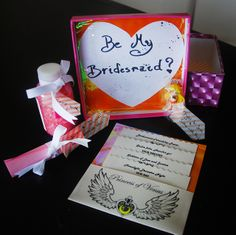 Sailor Venus http://iamchubbybunny.wordpress.com/2014/01/28/a-sailor-moon-bridesmaid-proposal-will-you-be-my-sailor-soldier-on-my-wedding-day/