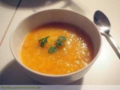 Annes Muskatkürbis-Suppe