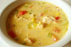 Mel's Kitchen Cafe | Chicken Corn Chowder