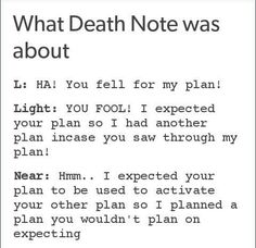 True, but L expected all his plans. L only died cus Light knew that Rem would kill L.