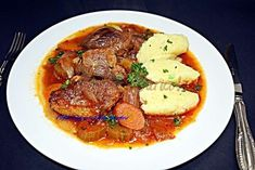 Romanian Food, Romanian Recipes, Sweet Home, Yummy Food, Beef, Fish, Chicken, Cooking, Soups
