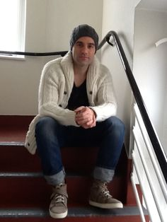Ramin Karimloo - no one does style like Ramin :)