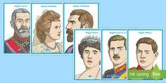 (1) Familia regala a Romaniei Planșe - istorie, familia regală, regele Carol I Baseball Cards, Sports, Hs Sports, Excercise, Sport, Exercise