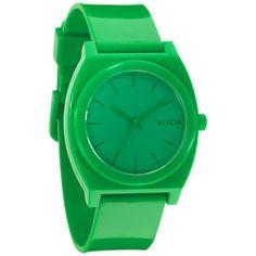 Color Verde - Green!!! Time