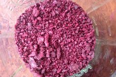 Homemade Beet Powder for Beet Juice, Smoothies, Natural Make-Up and More [Vegan, Raw, Gluten-Free] | One Green Planet