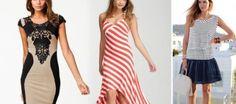 Yeni moda elbiseler